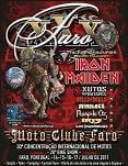 Moto Club Faro Iron Maiden