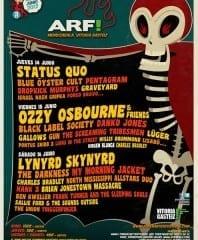 Azkena Rock Festival 2012 New