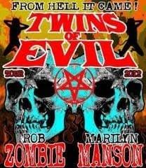 Zombie Manson Twins Of Evil
