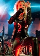 Arch Enemy Madrid 2012
