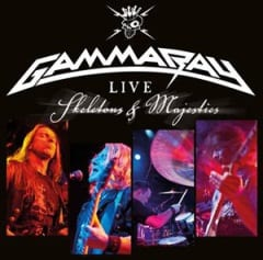 Gamma Ray Skeletons And Majesties Live
