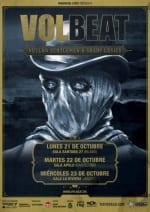Volbeat Tour 2013