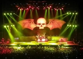 Avenged Sevenfold Madrid 2013