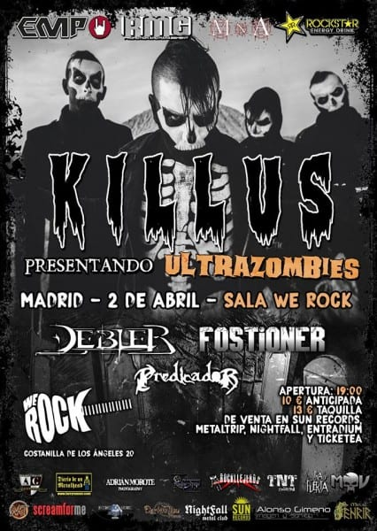 killus_madrid_2016_cartel