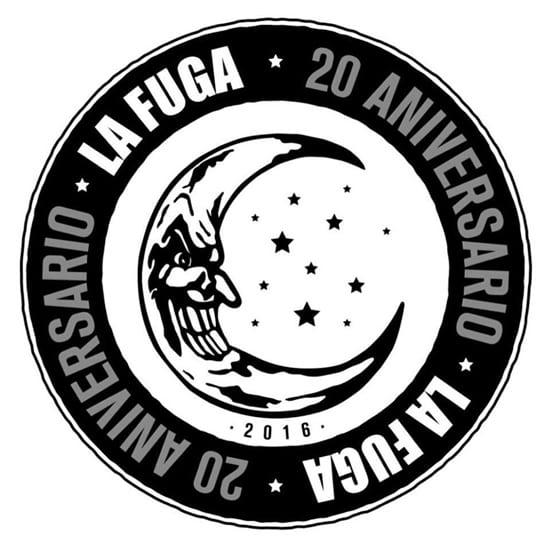 la_fuga_20_aniversario_logo
