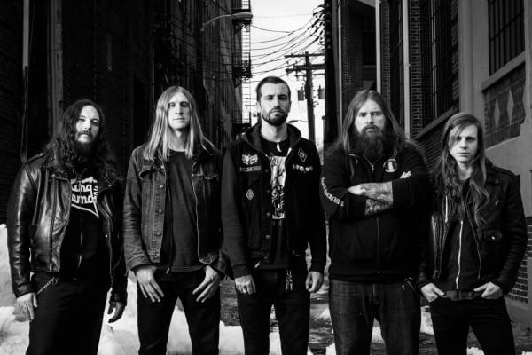"Skeletonwitch, presentan su nuevo EP ""The Apothic Gloom"""