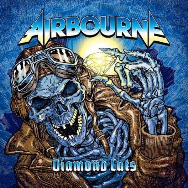 "Airbourne, adelanto de recopilatorio ""Diamond Cuts"""