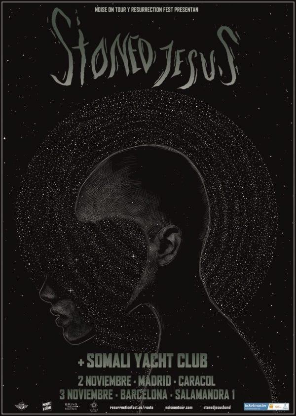 Stoned Jesus, recordamos las fechas de su gira española